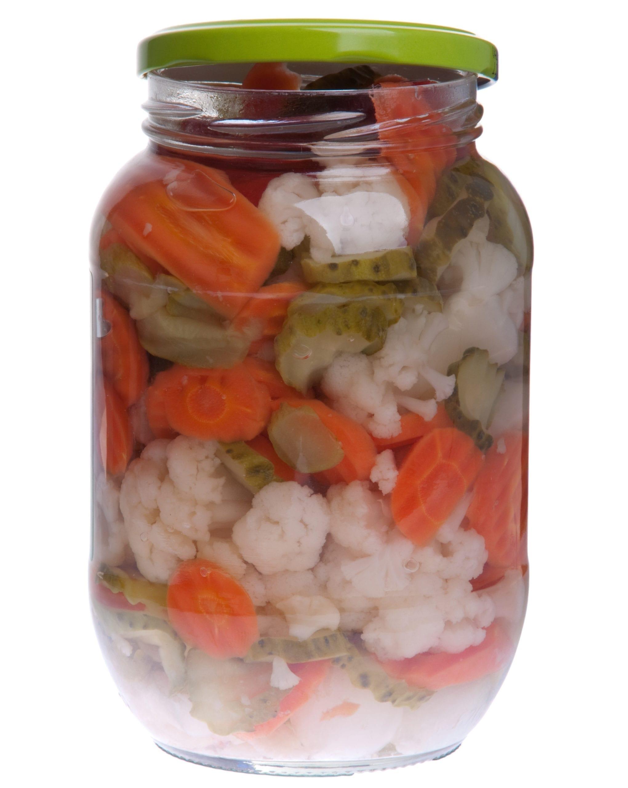 Pickels jar