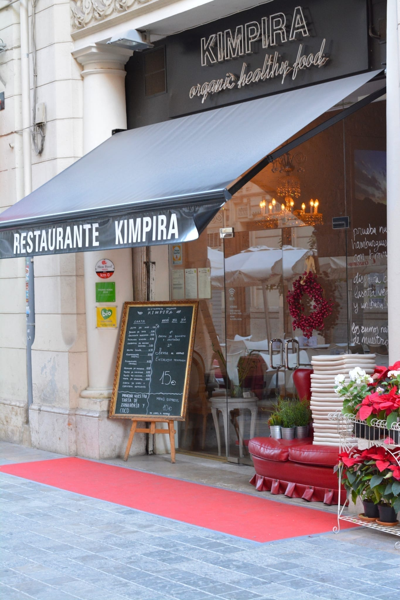 Kimpira Organic Restaurant