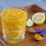 Mango-Turmeric Smoothie