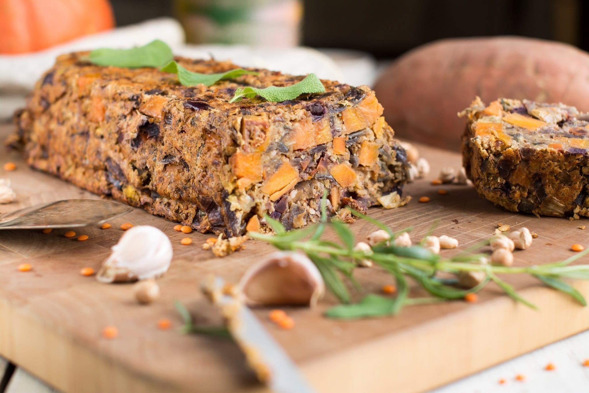 vegan candida diet recipes lentil loaf