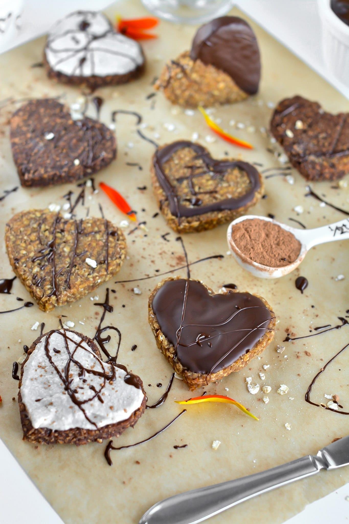 Cookies, Oat-Banana-Chocolate