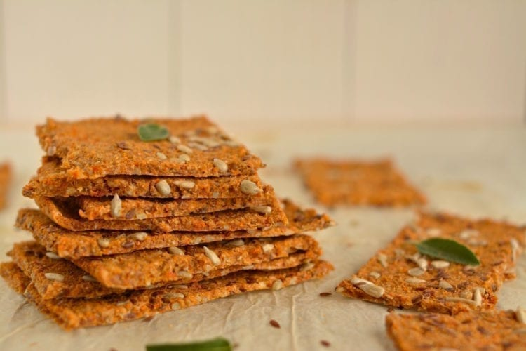 Crackers, Buckwheat, Oilfree