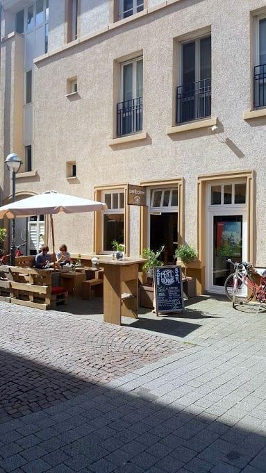 Specialty Coffee Shop Perlbohne in Karlsruhe