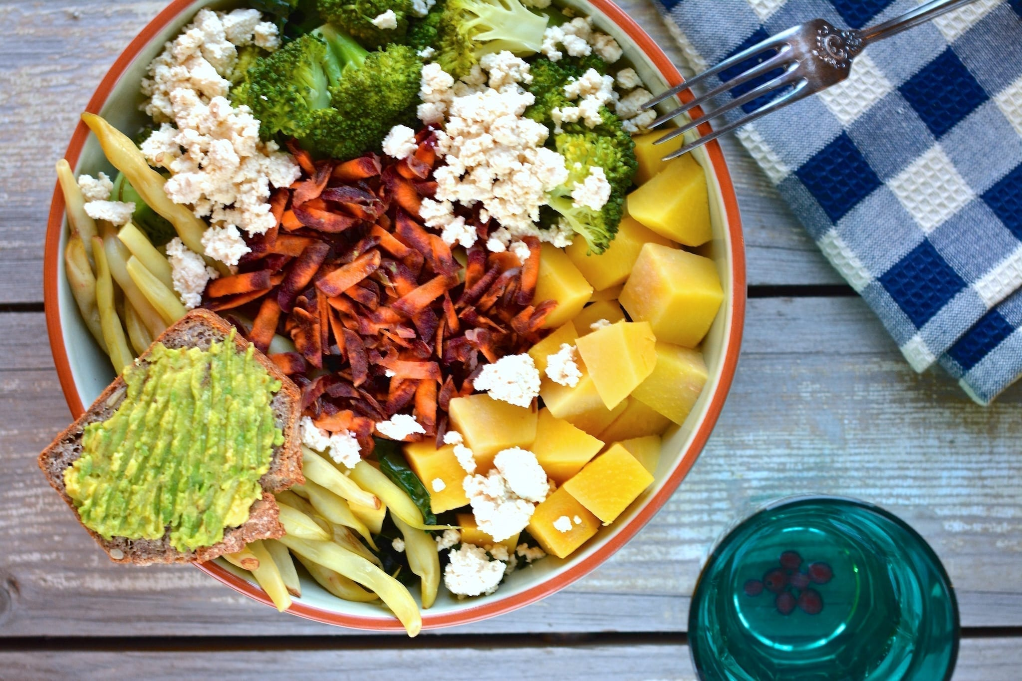 Vegan Candida Diet Buddha Bowl, vegan candida diet meal plans