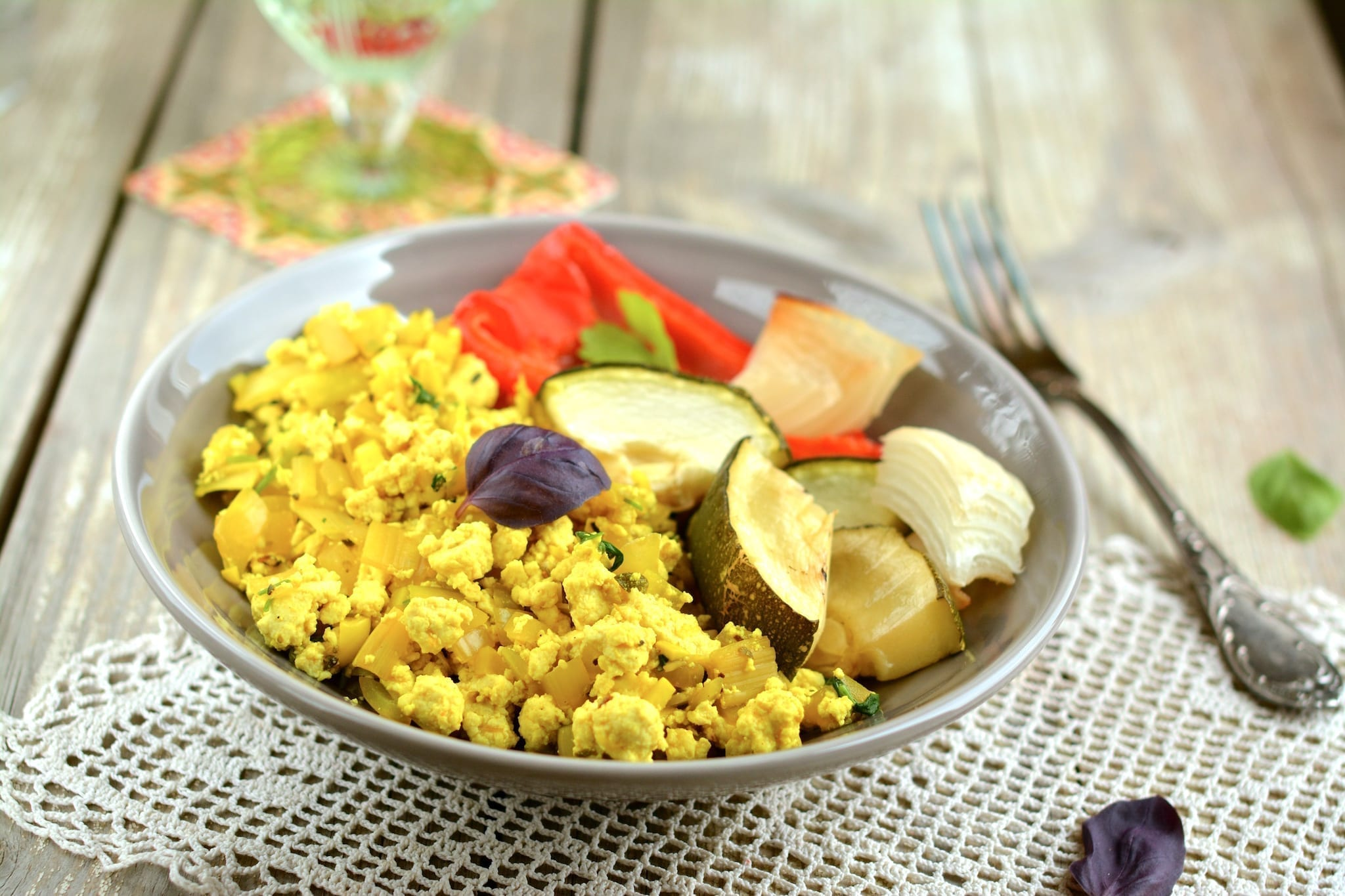 Scrambled tofu, vegan candida diet meal plans
