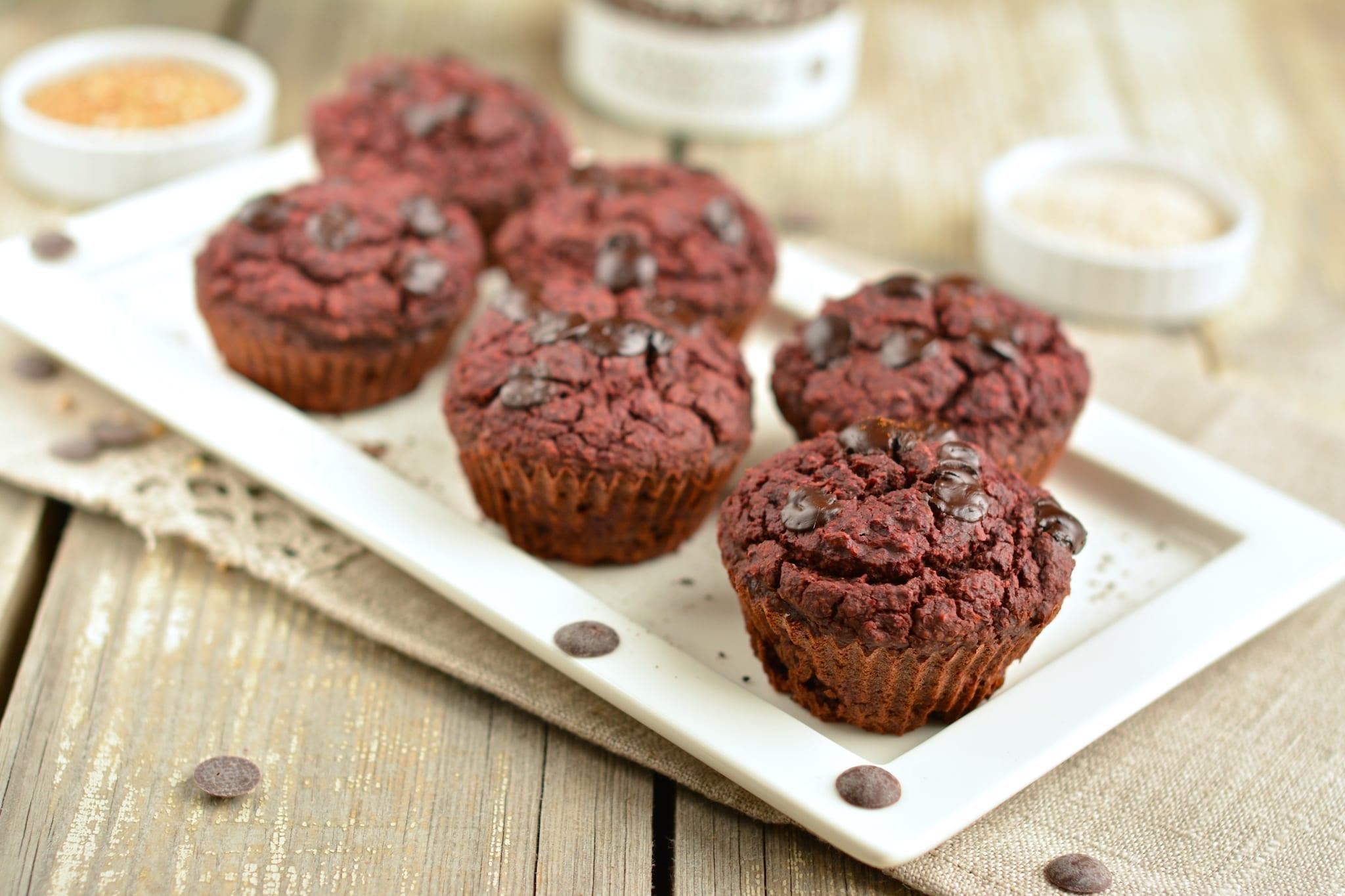 muffins-buckwheat-oat-bran-beet-carrot