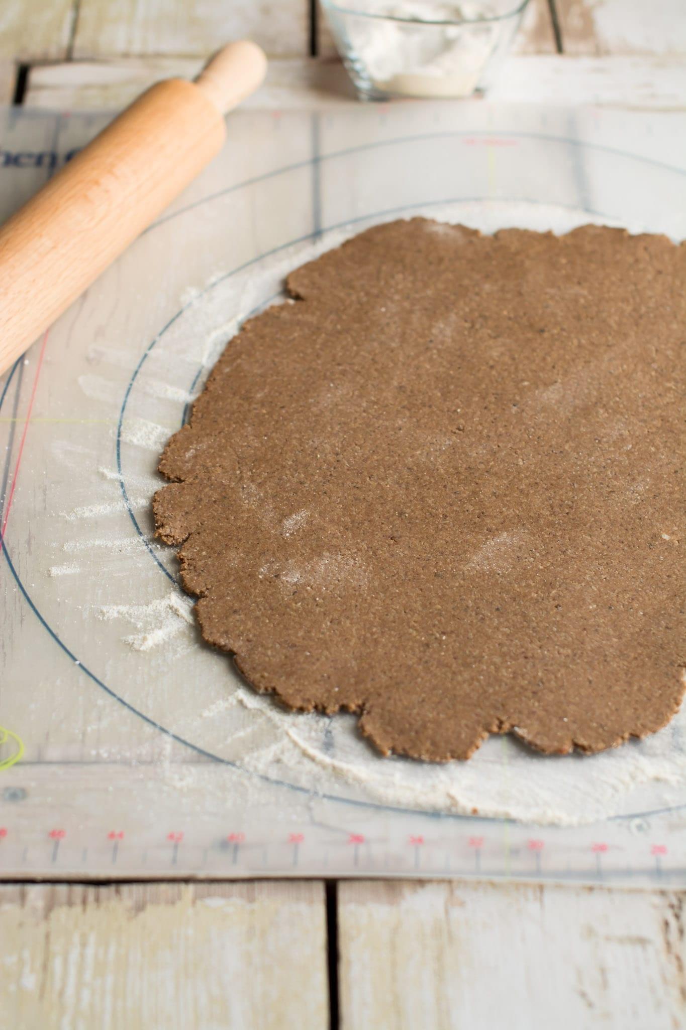 vegan gingerbread recipe