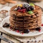 Pancakes, Sweet Potato-Carob
