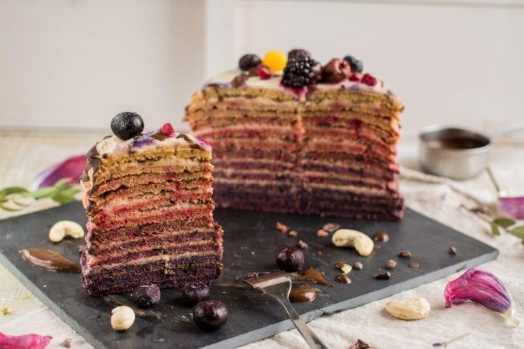 Pancakes, Tart, Colourful