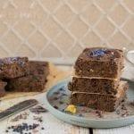 Vegan Paleo Brownies