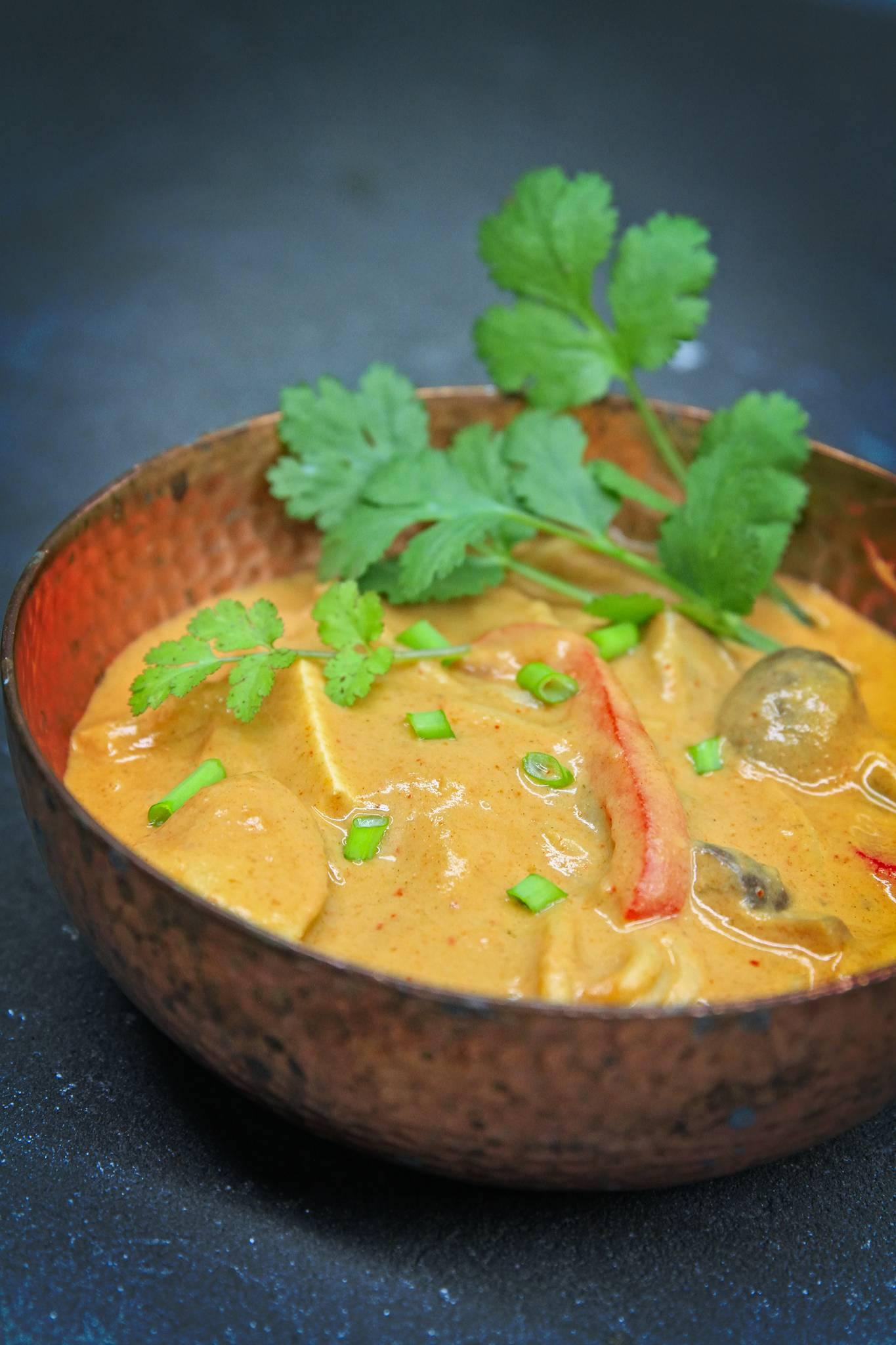 Thai Peanut Noodle Soup, Peanut Butter Recipes