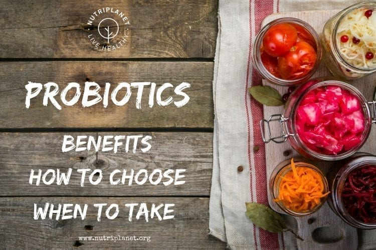 What are probiotics? What are health benefits of probiotics?