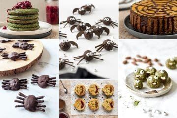 Sweet and Savoury Vegan Halloween Recipes
